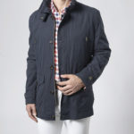 Renfield - Fieldjacket in navy
