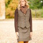 Lea - Harris Tweed Weste