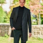 Barney - Blazermantel aus Harris Tweed
