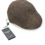 Henry Cap - klassische Harris Tweed Mütze